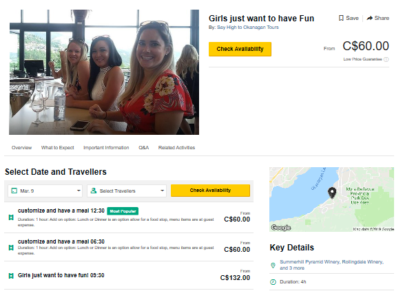 Girl's JUST wanna Have FUN-TripAdvisor Special Prices