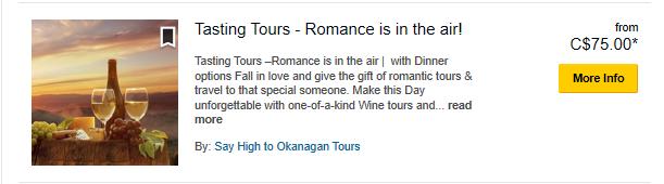 Taster Tours-TripAdviser Special Prices