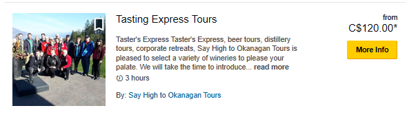 Tasters Express-TripAdvisor Special Prices